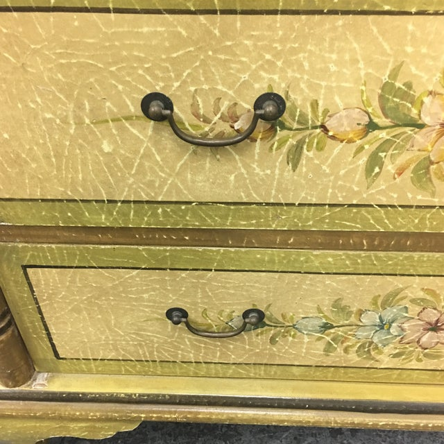 Hand Painted Four Drawer Chest - Image 8 of 10