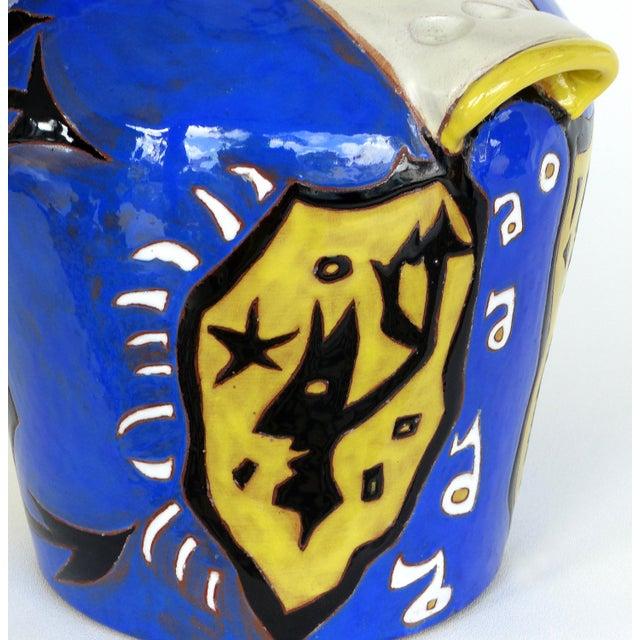 Jean Lurcat Jean Lurçat French Mid-Century Ceramic Vase 22/50 For Sale - Image 4 of 13