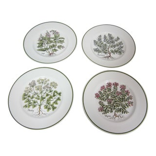 1970s Tiffany & Co Dessert Plates - Set of 4 For Sale