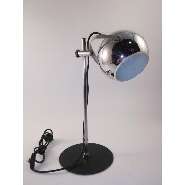 1960s Mid-Century Modern European Desk Lamp For Sale - Image 9 of 9