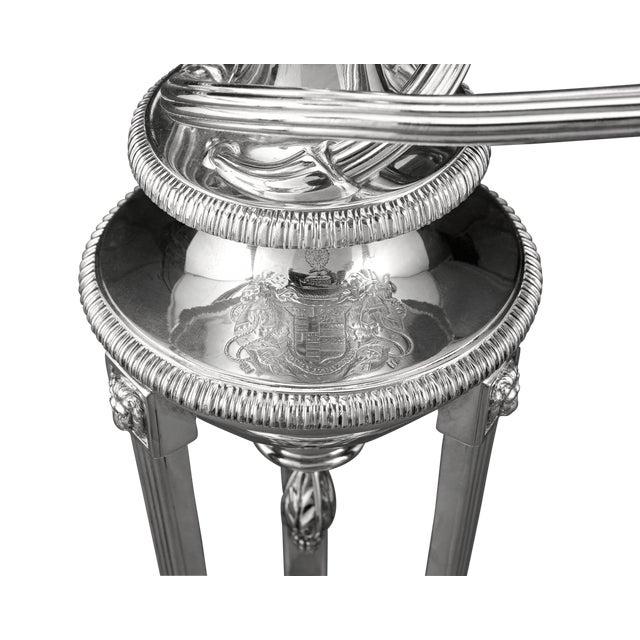 Sheffield Matthew Boulton Sheffield Plate Candelabrum For Sale - Image 4 of 8