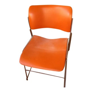 Mid Century Modern David Rowland 40/4 Stacking Chair For Sale