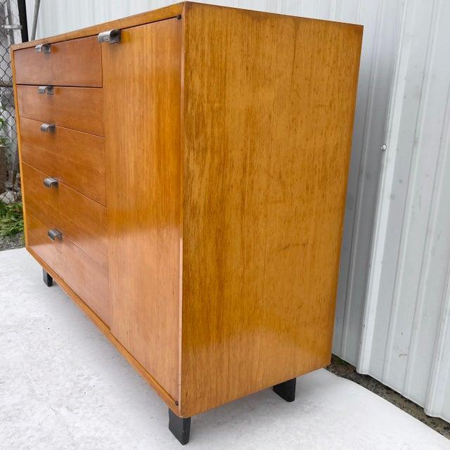 Herman Miller George Nelson Bcs Primavera Dresser for Herman Miller For Sale - Image 4 of 13