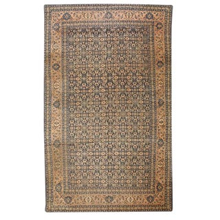 Antique Tabriz Carpet For Sale