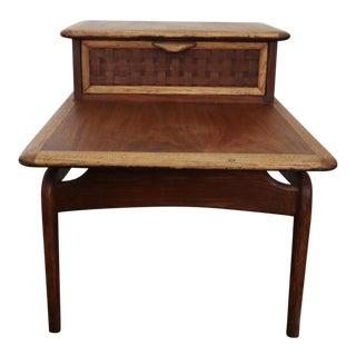 1960s Danish Modern Lane Furniture Side Table