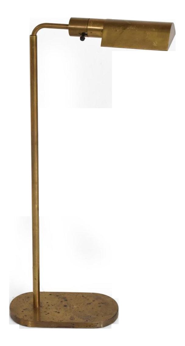 Mid Century Modern Task Pharmacy Floor Lamp By Casella Chairish