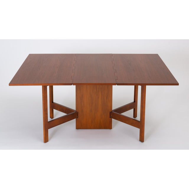 Model 4656 Gateleg Table by George Nelson for Herman Miller For Sale - Image 13 of 13