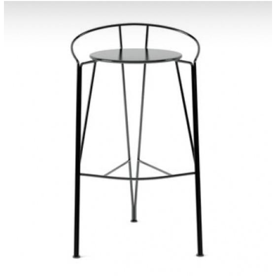 Pascal Morgue French Barstools - Set of 4 - Image 8 of 10