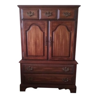American Drew Bedroom Armoire For Sale