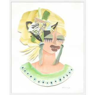 "Medium ""Zsa Zsa"" Print by Melvin G., 34"" X 42"" For Sale"