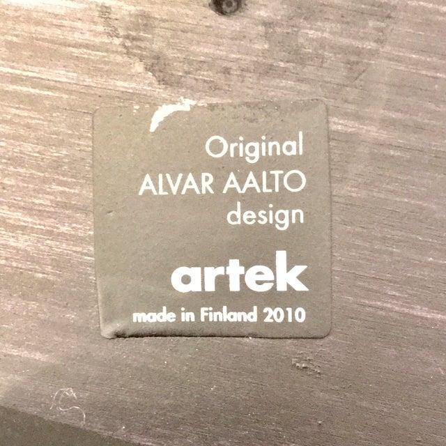 Alvar Aalto Model 64 Stools for Artek - Set of 4 - Image 9 of 10