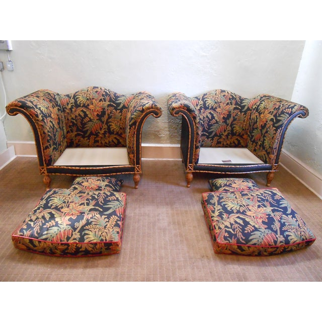 Enjoyable Raymond Waites For Lane Rattan Chairs A Pair Caraccident5 Cool Chair Designs And Ideas Caraccident5Info