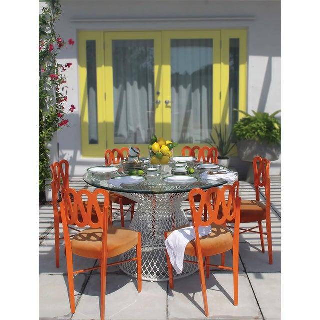 White Vintage Richard Ginori Palermo Green 6-Place Dinnerware Set For Sale - Image 8 of 10