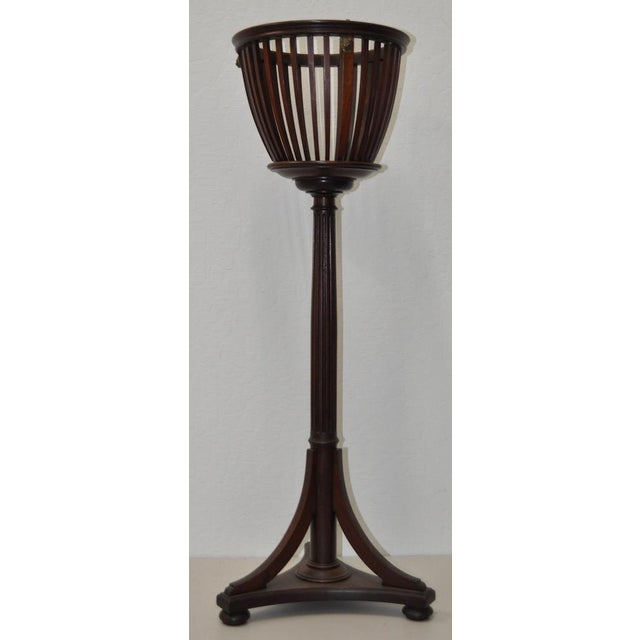 English Victorian Plant Stand - Image 2 of 7