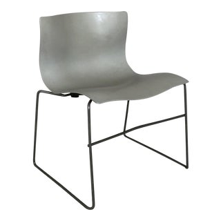 "Massimo Vignelli for Knoll ""Handkerchief"" Chair For Sale"