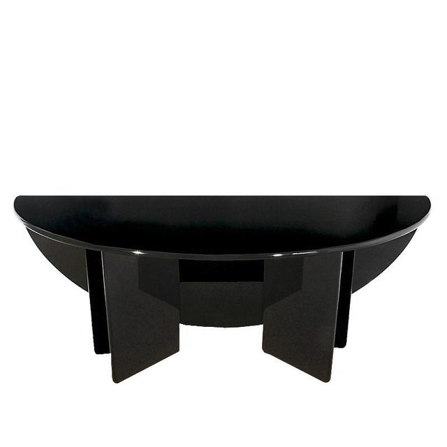 Mid-Century Modern 1978 'Antella' Table or Console by Kazuhide Takahama, Simon International - Italy For Sale - Image 3 of 9