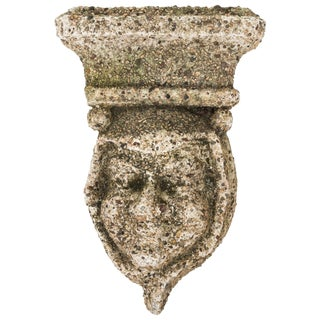Architectural Stone Head Bracket For Sale