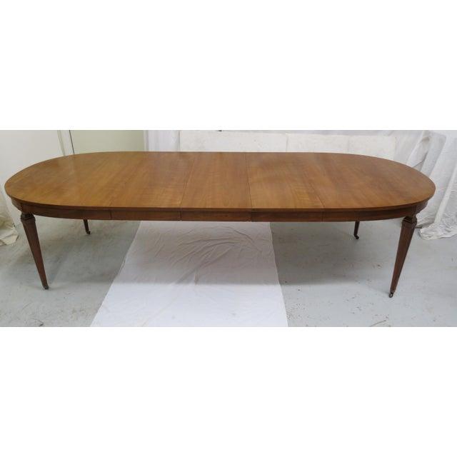 Kindel Furniture Extension Dining Table For Sale - Image 5 of 8