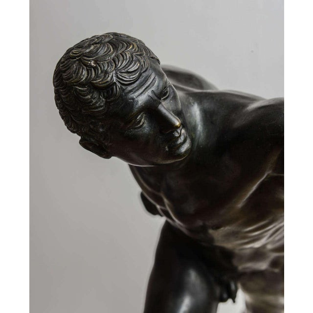 Bronze Sculpture of the Borghese Gladiator - Image 6 of 10