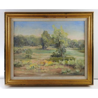 Texas Landscape Painting by Santa Duran Preview