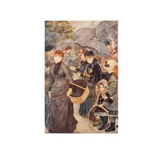 "1950s Auguste Renoir ""The Umbrellas"" First Edition Photogravure For Sale"