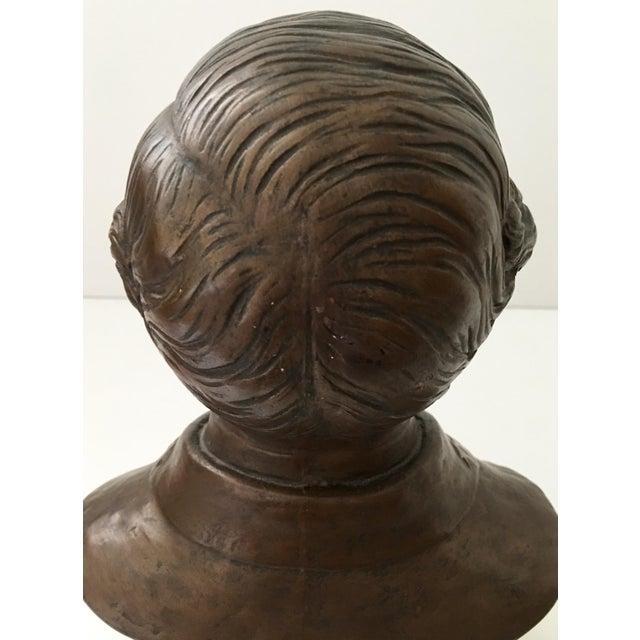 Vintage Ulysses S. Grant Bust Sculpture - Image 7 of 8