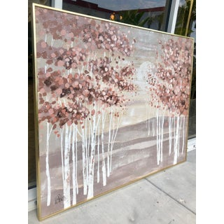 Large Forest Painting by Lee Raynolds Preview