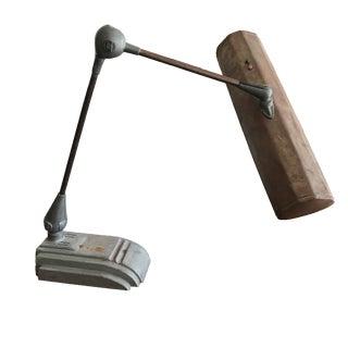 Art Deco Industrial Modern Desk Lamp