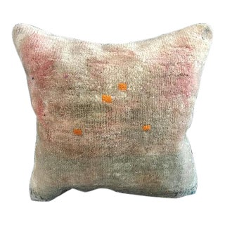Floral Turkish Kithen Organic Wool Pillow Cover