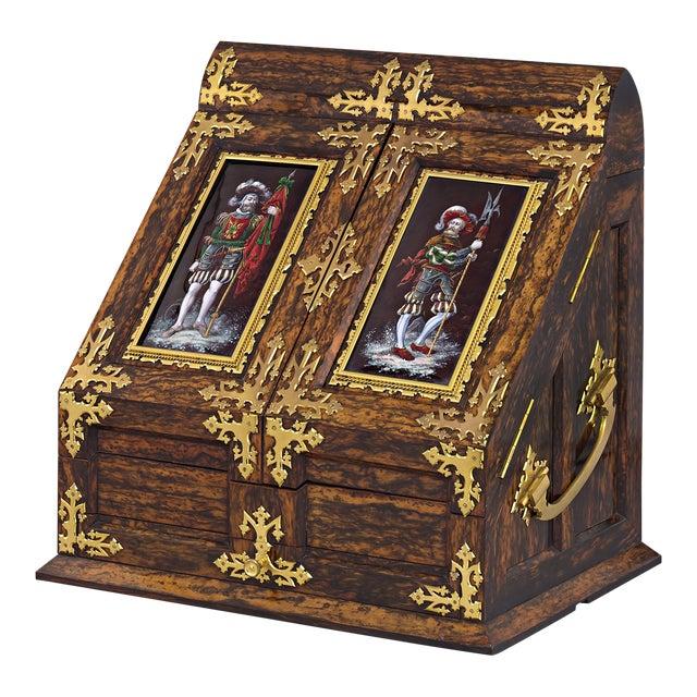 Tiffany & Co. Coromandel Writing Box For Sale