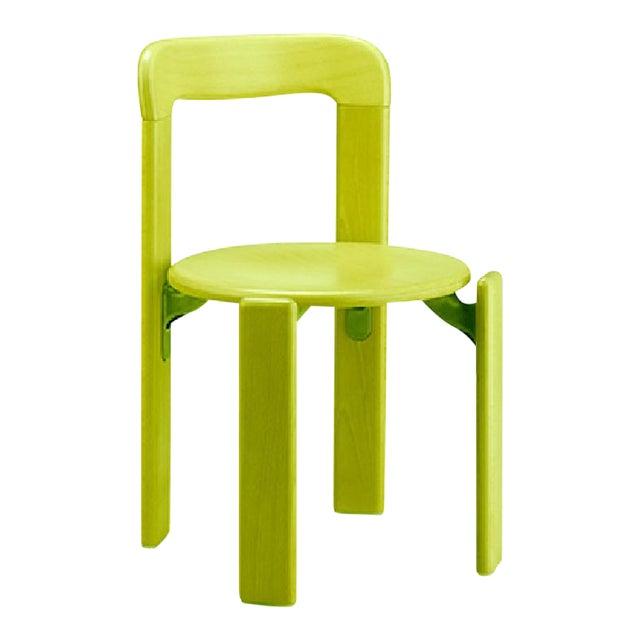 Dietiker Rey Jr Arik Levy Soft Acid Color Green Chair For Sale