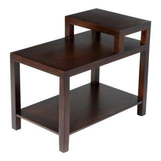 1948 Mid-Century Modern T. H. Robsjohn Gibbings for Widdicomb Step Table For Sale