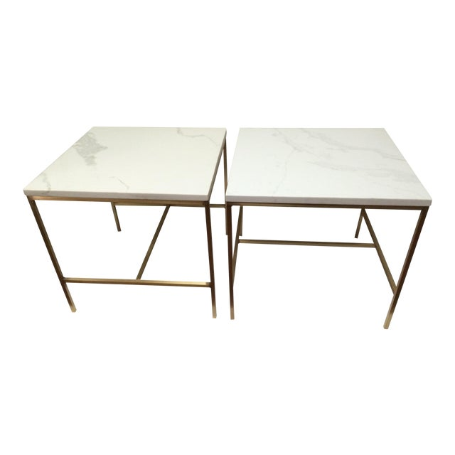 Paul McCobb Side Tables - a Pair - Image 1 of 6