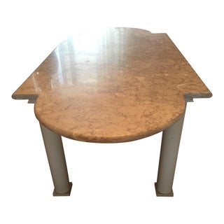 Custom Stone Dining Table For Sale