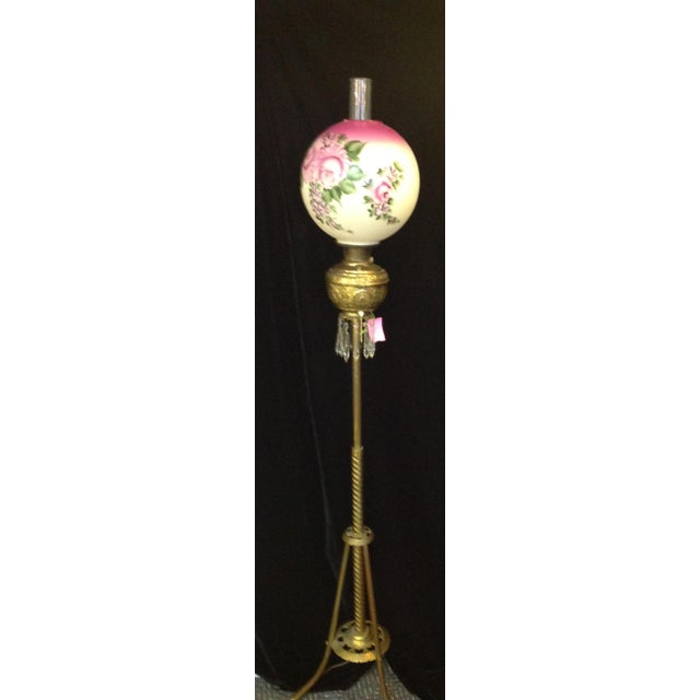Vintage Panio Floor Lamp - Image 2 of 6