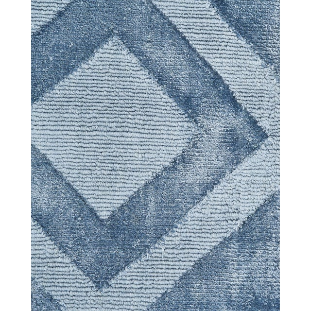 Color: M.Blue - Made In India. Sophisticated but minimalist, the Solids Collection is subtle, soft, and sure to compliment...
