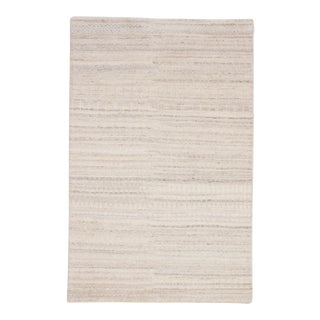 """Jaipur Living Hermitage Hand-Knotted Trellis Ivory & Silver Area Rug - 7'9""""x9'9"""""""