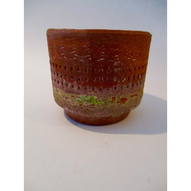 Mid-Century Italian Ceramic Pot - Image 7 of 7