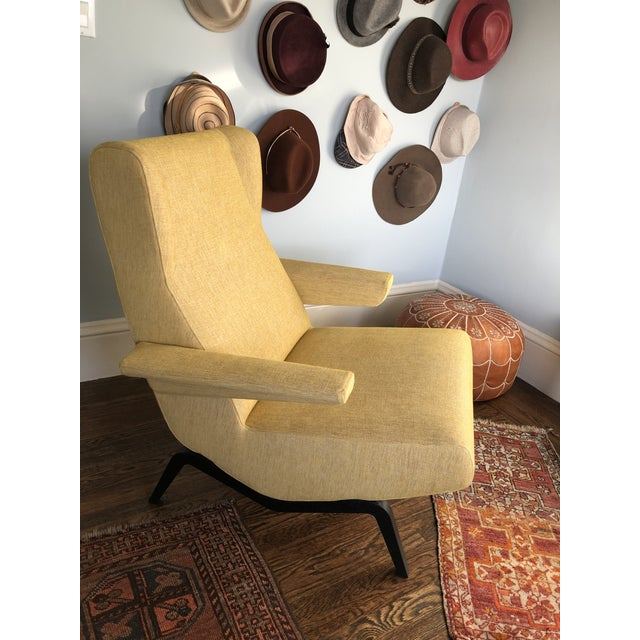 Mid-Century Modern Ligne Roset Pierre Paulin Archi Chair For Sale - Image 3 of 6