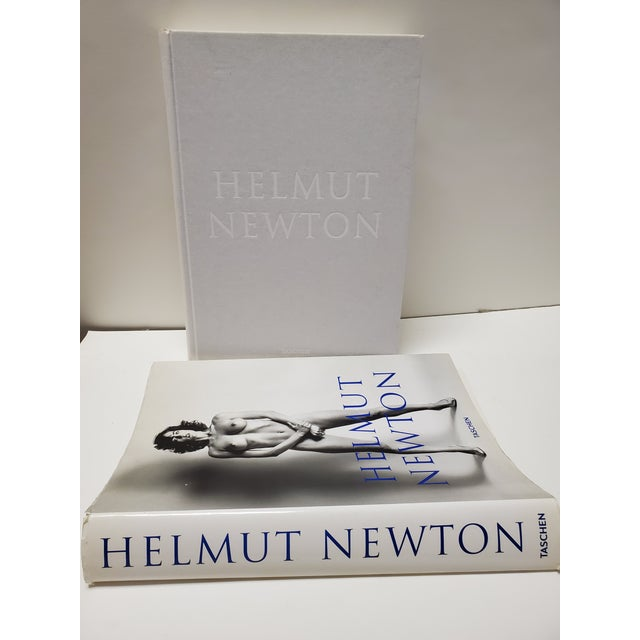 2009 Helmut Newton, Sumo. Revised Book by June Newton For Sale - Image 4 of 13