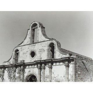 Mexico Mission Ruins Photograph For Sale