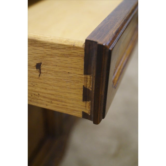 Karges Louis XV-Style Nightstand - Image 7 of 10
