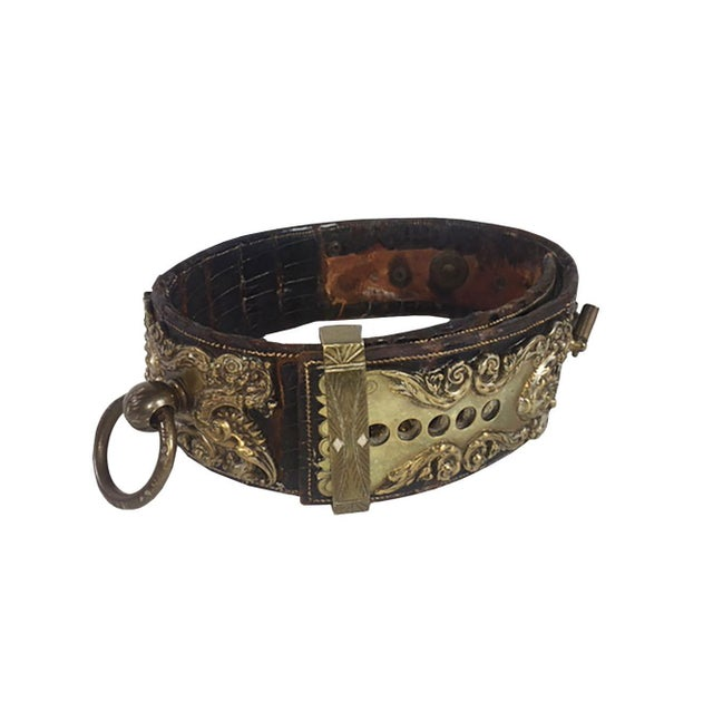 19th Century Dog Collar For Sale - Image 11 of 11