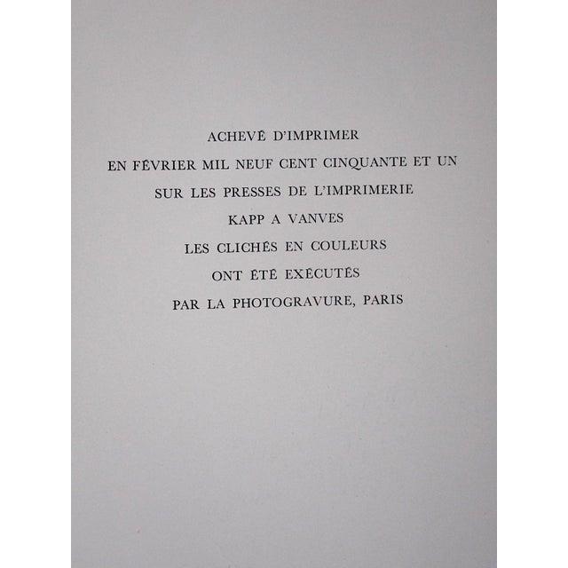 Lithograph Vintage Ltd. Ed. Post-Impressionist/Surrealist Lithograph-Henri Rousseau (Fr. 1844-1910) For Sale - Image 7 of 9
