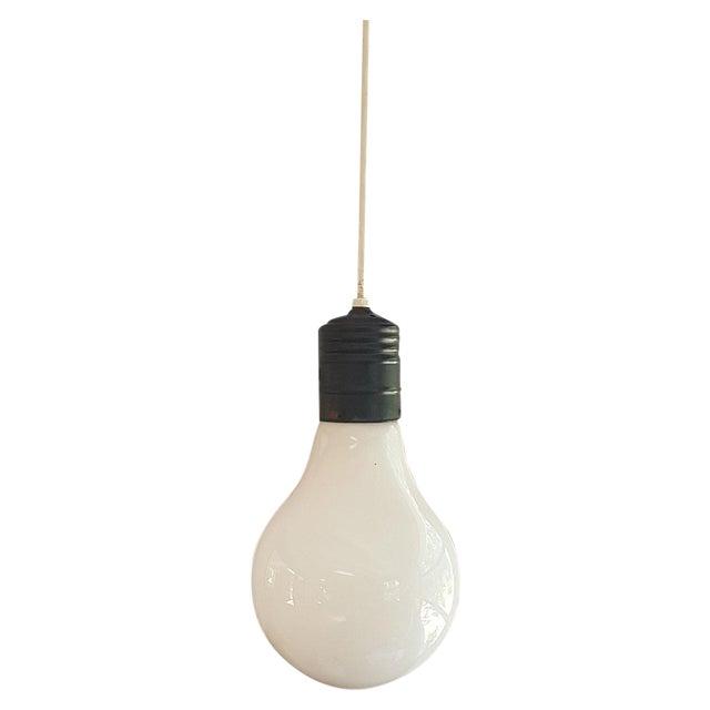 Ingo Maurer Pop Art Light Bulb Lamp For Sale