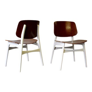 Pair - Mid Century Modern Side Chairs For Sale