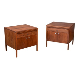 Paul McCobb Delineator Nightstands - A Pair For Sale