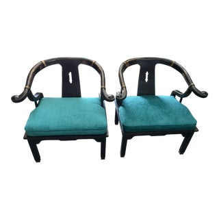 James Mont for Century Ming Chair - A Pair