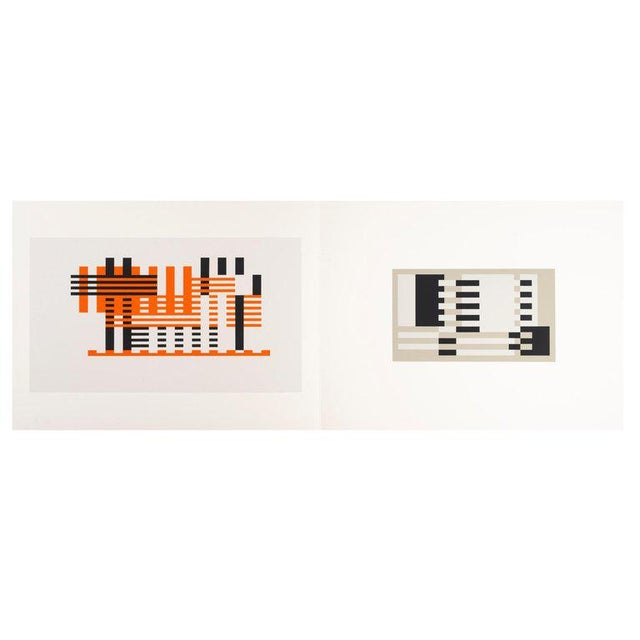 Josef Albers Screenprint 31, Formulation : Articulation For Sale In New York - Image 6 of 6