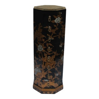 Mid-Century Chinoiserie Jewelry Chest